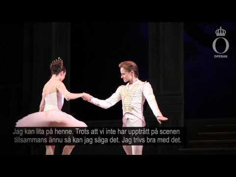 Daniil Simkin gästar Kungliga Baletten