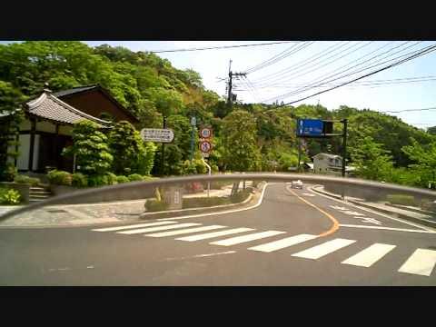 【車載動画】山陰道~玉造温泉~玉作湯神社