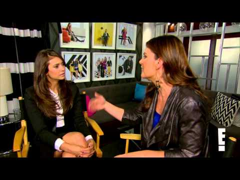 Nina Dobrev Talks People's Choice Moment With Ian Somerhalder: It Was Just Honest  E! Online