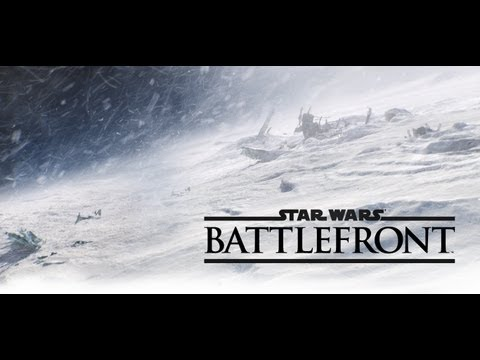 Star Wars: Battlefront Official E3 Preview