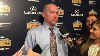Michael Malone postgame vs Jazz 1.24