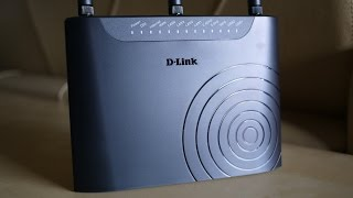 D-Link DSL-2877AL + UniFi Custom Firmware