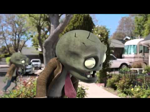 Plants Vs. Zombies 2  It's About Time Official Trailer video