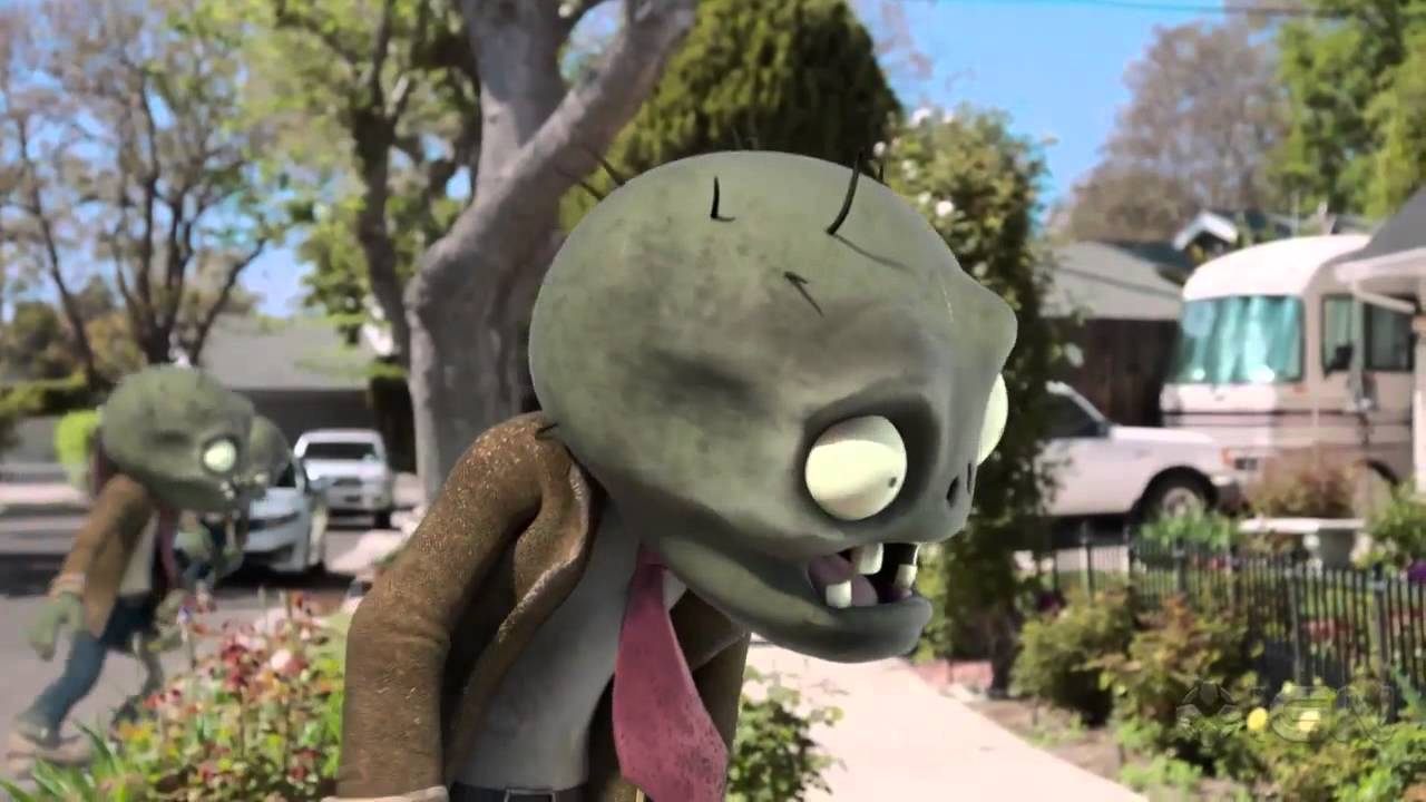 Plants Vs Zombies 2 It 39 S About Time Official Trailer Youtube