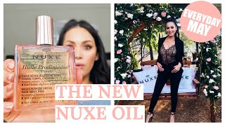 LAUNCH OF THE NUXE HUILE PRODIGIEUSE FLORALE OIL - Everyday May | Beauty's Big Sister