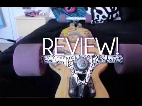 LongboardUK: Loaded Dervish Review