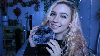 Be in the moment | positive | fluffy mic | happy | [ASMR]