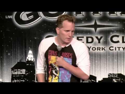 Adam Hunter on Gotham Comedy Live