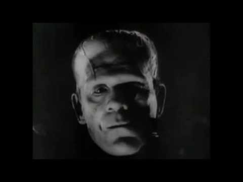 Bride of Frankenstein 1935 Original Full Trailer Boris Karloff HD