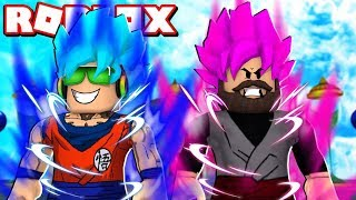 I HAVE SUPER POWERS in ROBLOX ANIME TYCOON / BLOX4FUN