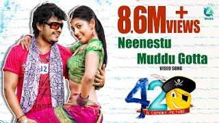Latest Neeneshtu Full Kannada Song HD | Mr 420 Movie | Ganesh, Pranitha