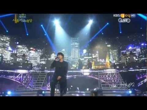 Lee Seung Gi Return 22nd Seoul Music Award 2013