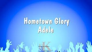 Download Lagu Hometown Glory - Adele (Karaoke Version) Gratis STAFABAND