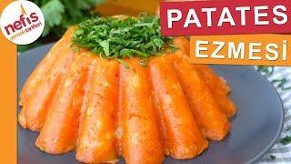 NEFİS Salçalı Patates Ezmesi Tarifi - Nefis Yemek Tarifleri