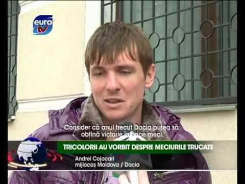 Sport Euro TV 24.02.12 / Moldova Belarus Meciuri Trucate Blat Tricolori Dragobete Dacia Osman Sow