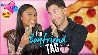 THE BOYFRIEND TAG | MEET MY FAVORITE SNACK!!!