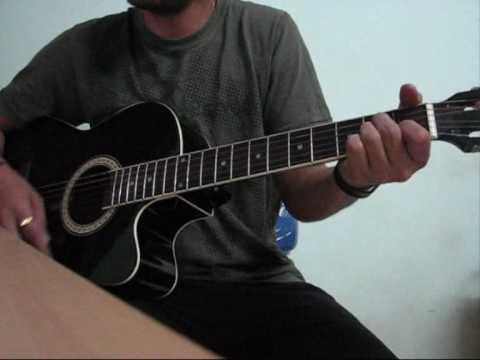 munbe vaa - guitar
