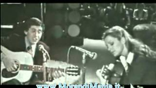 GIANNI MORANDI - Catherine Spaak  .avi