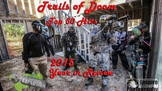 Paintball Epic Top 50 Hits of 2015 by Trails of Doom Sniper Assassin Headshots