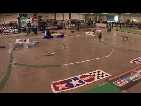 6° Model Expo Italy Verona marzo 2010 Filmato HD RC cars drift