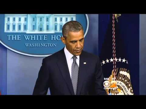 Obama Says 'Eyes Of The World' On Ukraine, Calls For Credible Investigation Into Malaysia ...