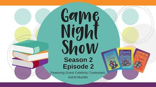 Game Night Show featuring Sparkle & Authenticity Games