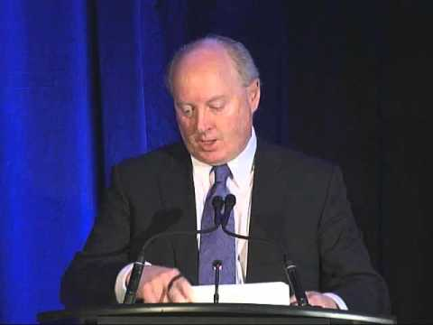 Ken Hughes, Minister of Energy for Alberta, keynote address at Canada in the Pacific Century