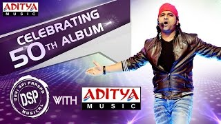 Celebrating 50th Album || DSP with Aditya Music's Recent Release S/o Satyamuthy