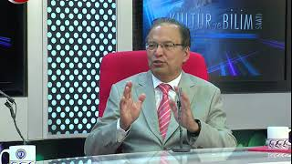 Kültür ve Bilim Saati | Prof.Dr.Hikmet Başmak