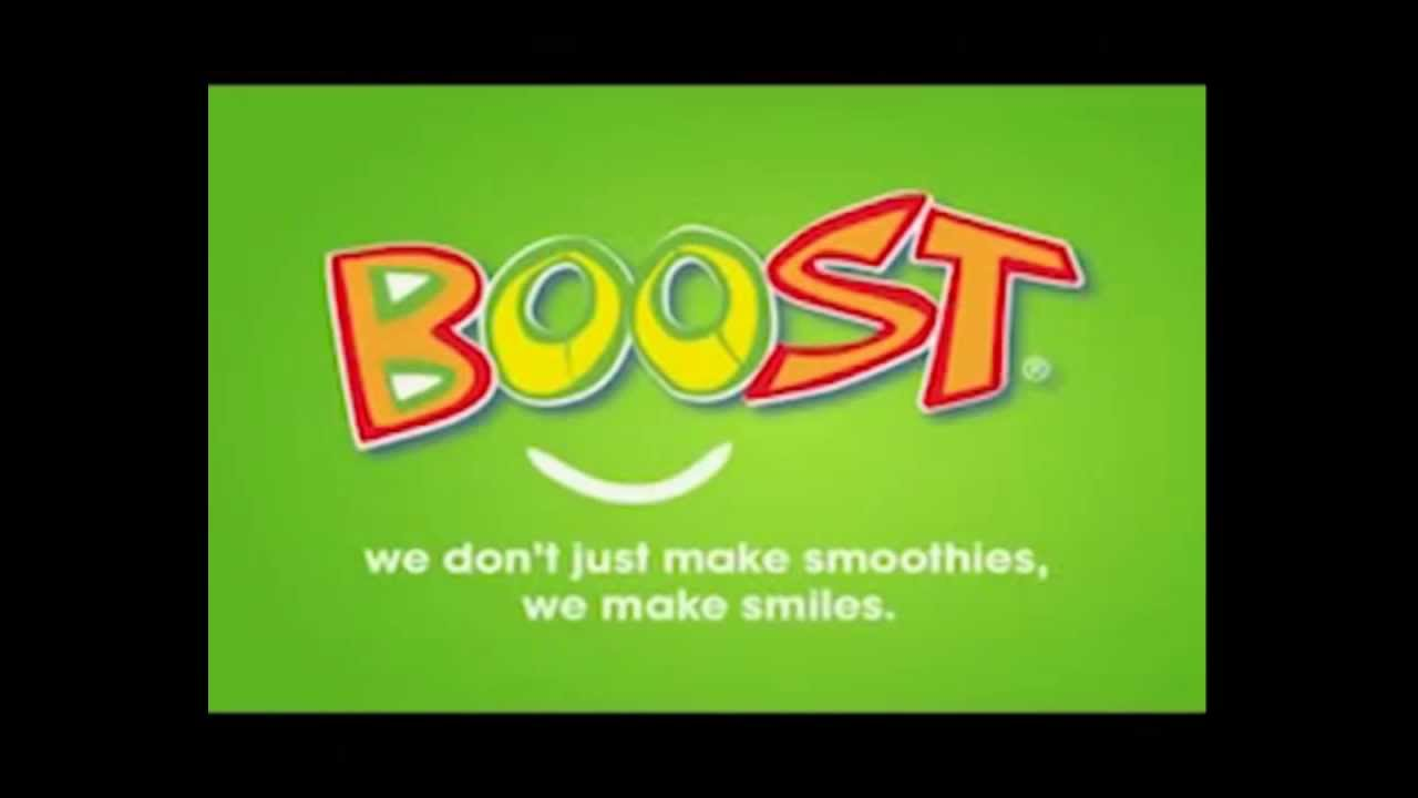 Boost Juice Ads -It's Time - YouTube