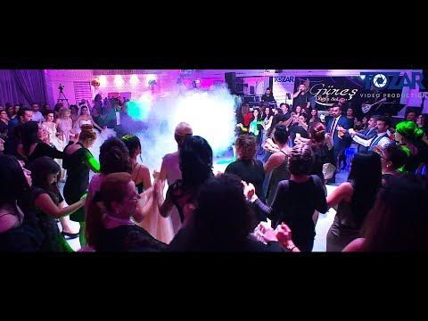 TVP - Varto/Çorum Düğünü - Ebru ile Özgür - Günes Dügün Salonu - Grup Doğanay