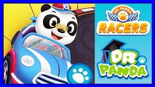 Dr Panda Racers App - Build & Race Cars - Fun Games For Kids