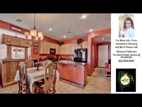 18014 W CAROL Avenue, Waddell, AZ Presented by Shaunna Patterson.