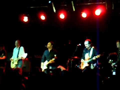 Come Back (James Dean Bradfield) - Justice Tonight Concert - Solus Cardiff, 1st December 2011