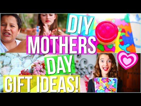DIY Mother's Day Gift Ideas! | Tatiana Boyd