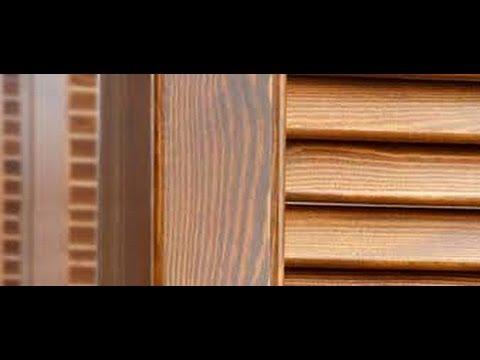 Pulire i vetri le tapparelle e le persiane i consigli di lia how to save money and do it - Pulire porte legno ...