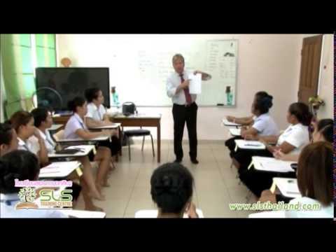 SLS Training Centre(Pattaya), TEFL Teacher Training Video (short version) - Y...