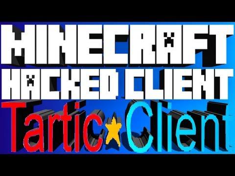 Minecraft - 1.4.7 Hacked Client - Tartic Client - WiZARD HAX