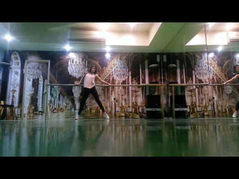 Танцевальная разминка,  импровизация/Танец, урок танцев. Strip plastik Choreo by Anika