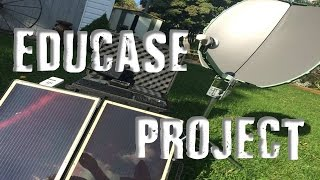 EduCase- Full Classroom & Teaching Tools in a Solar Powered Portable Case