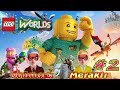 Örümcek Çocuk ve Meraklı Lego Worlds Oynuyor Korsan Gezegenindeler thumbnail
