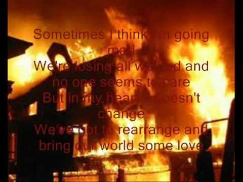 Scorpions - Under the Same Sun with lyrics