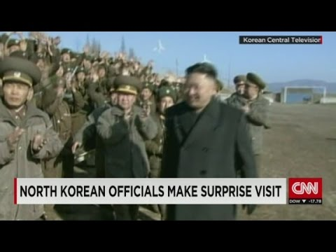 N. Korea talks and where is Kim Jong Un?
