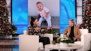 Ayesha Curry 'Birthed a Viking' Baby