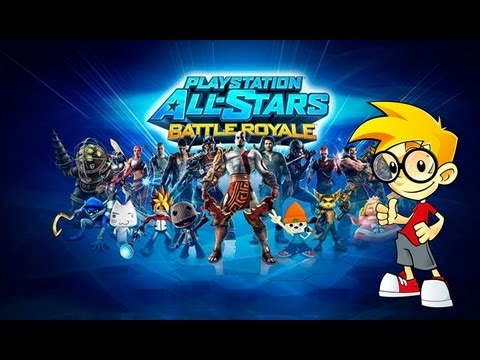 PlayStation All-Stars Battle Royale - O Smash da Sony - Nerds Primatas