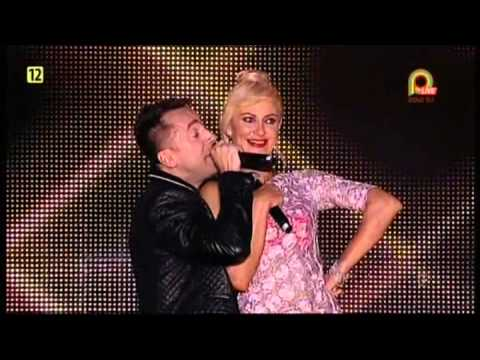 Elwira Mejk & Marcin Miller - Graj dla mnie (Polo TV Hit Festiwal 2014)
