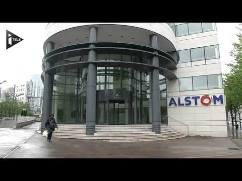 Alstom a choisi l'américain General Electric