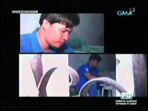GMA Imbestigador 04.14.2012 - GLOBAL MONEY SCAM 2 of 3