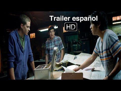 Project Almanac - Trailer español (HD)