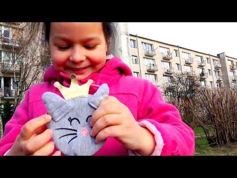 Niespodzianka W Portfelu! Zabawki Dla Filmów Zakupy! PLAC ZABAW - VLOG Dla Dzieci